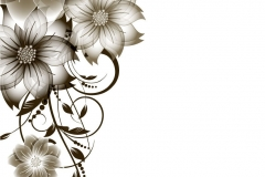 abstract vector flower background; Shutterstock ID 129493175; Purchase Order: -